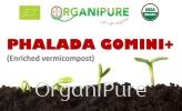 PHALADA GOMINI+ (Enriched vermicompost) ORGANIC FARM INPUTS