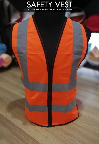 Reflective Safety Vest Premium RW (WRV 3001)