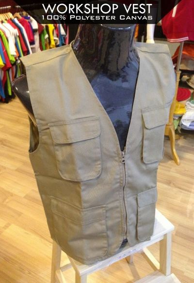 Workshop Vest OS (WSV 1001)