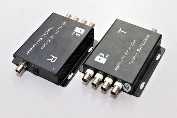 VT-1IN4OUT-AHD5MP/TVI3MP