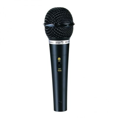 Inter MD-710V Cardioid Handheld Microphone