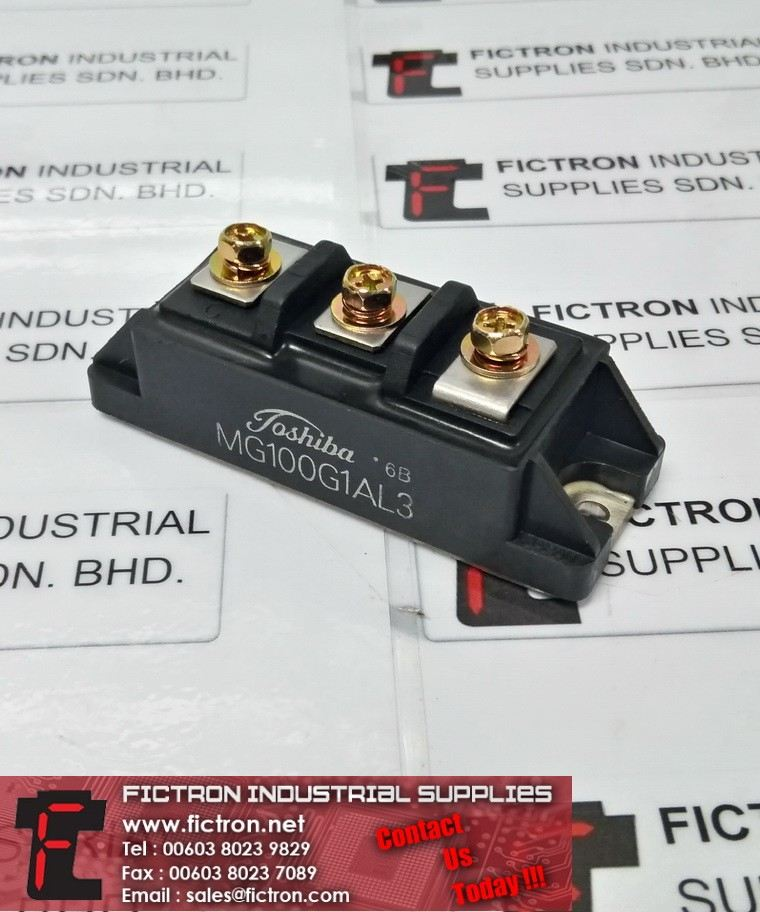 MG100G1AL3 TOSHIBA IGBT MODULES  Supply,By Fictron Industrial Supplies TOSHIBA Power Line/Modules