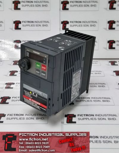 VFS15S-2007PL-CH TOSHIBA INVERTER DRIVE  Supply,By Fictron Industrial Supplies