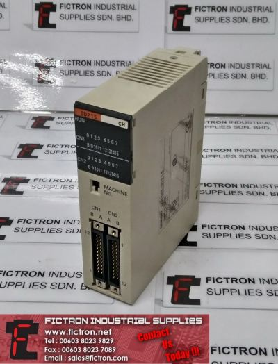 C200H-ID215 OMRON INPUT UNIT Supply,By Fictron Industrial Supplies