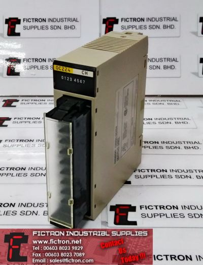 C200H-0C224 OMRON OUTPUT UNIT Supply,By Fictron Industrial Supplies
