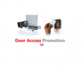 Proximity Door Access System Package
