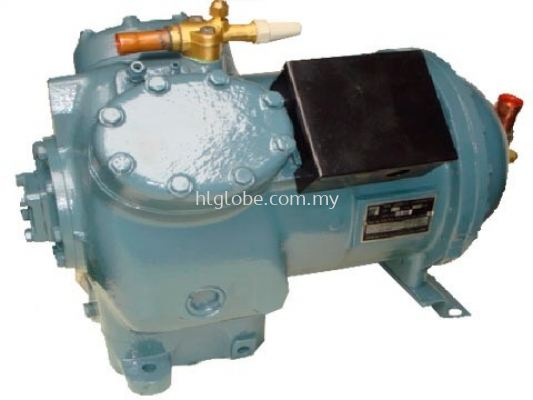 Carrier Semi Hermetic Compressor