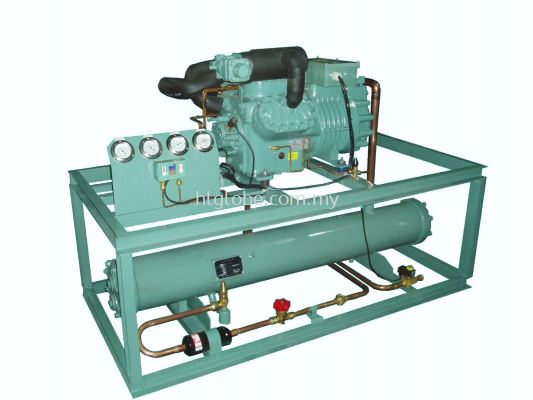 Semi Hermetic Compressor Condensing Unit