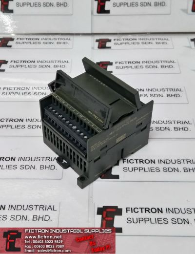 6ES7 233-1PH22-0XA8 SIEMENS DIGITAL INPUT OUTPUT Supply,By Fictron Industrial Supplies