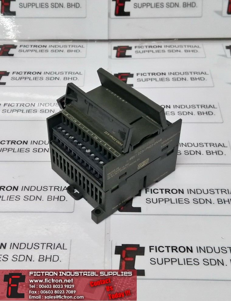 6ES7 233-1PH22-0XA8 SIEMENS DIGITAL INPUT OUTPUT Supply,By Fictron Industrial Supplies SIEMENS PLC Systems