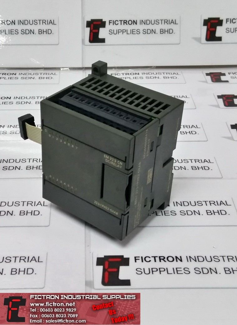 EM 223 SIEMENS SIMATIC DIGITAL INPUT OUTPUT Supply,By Fictron Industrial Supplies SIEMENS PLC Systems