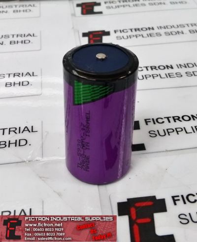 TL-5930 TADIRAN BATTERIES  Supply,By Fictron Industrial Supplies