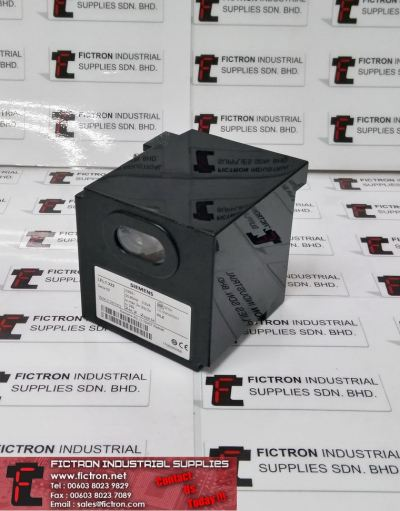 LFL1.322 SIEMENS GAS BURNER CONTROLLER Supply,By Fictron Industrial Supplies