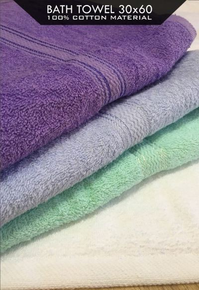 Towel Bath Cotton TW06 OS (TBP 1001)