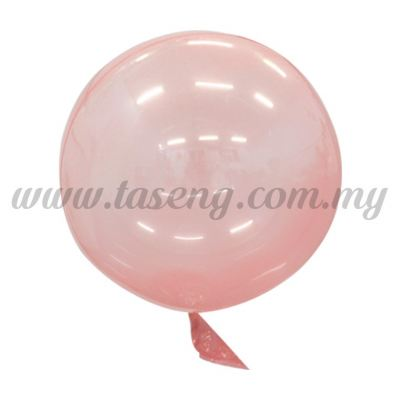 18inch Seamless Festive Crystal Balloon *Red (B-18CB-R)