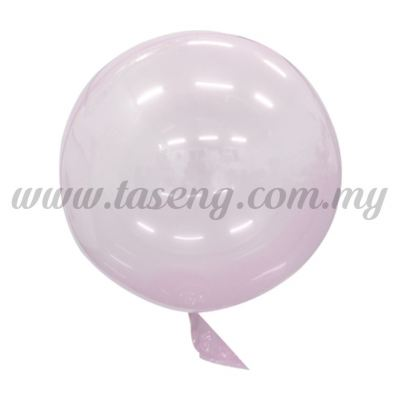 18inch Seamless Festive Crystal Balloon *Pink (B-18CB-P)
