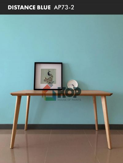 Smart-Paints Smart Eco Silk SPTBECS - Distance Blue (AP 73-2)