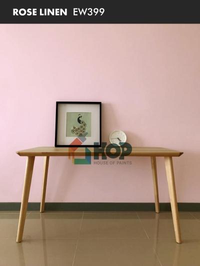 Smart-Paints Smartex Eco Wall SPECW - Rose Linen (EW 399) - 18 Litre