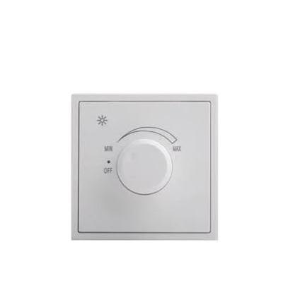 SIMON 45E101 500W ROTARY DIMMER (INCANDESCENT BULB) FULL WHITE