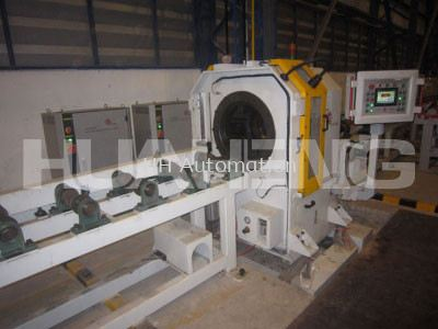 Cutting & Beveling Machine