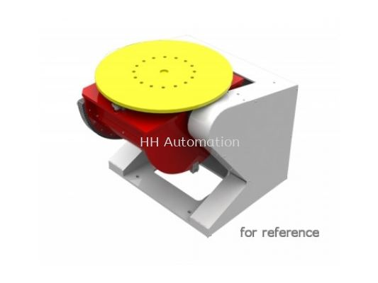 2 Axes Positioner
