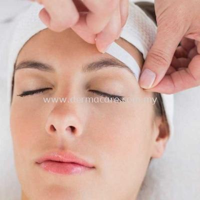 Eyebrow Wax & Shape