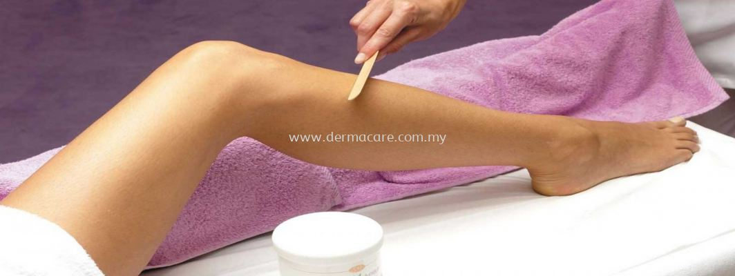 Wax Lower Leg (front)