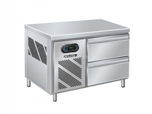2/3 Deck Drawer Counter Chiller