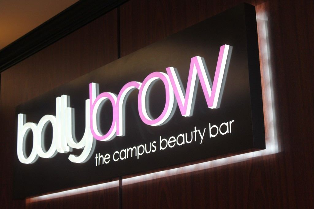 Acrylic Light Box Signage