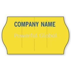 Company Name Labels