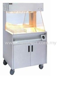 Electrical French Fries Bagging Station