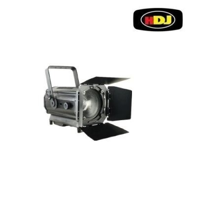 HDJ TL-353 400W RGBW LED Fresnel Spotlight with zoom