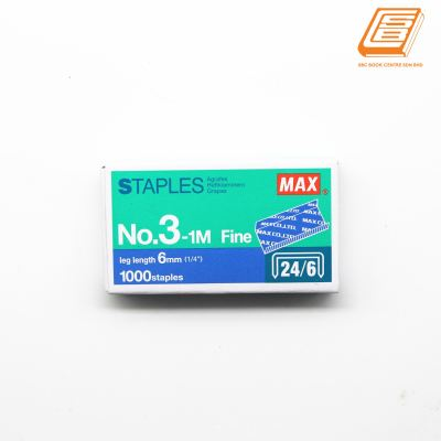 Max - Staples No.3-1M - (MS90112)