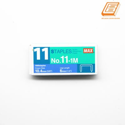 Max - Staples No.11-1M - (MS90080)