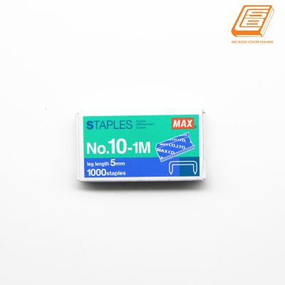 Max - Staples No.10-1M - (MS90126)