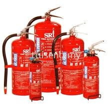 Fire Extinguisher (SRI)