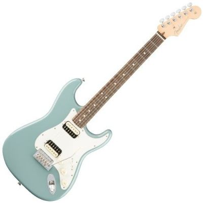 Fender American Professional Stratocaster Electric Guitar, Rosewood FB, Sonic Gray