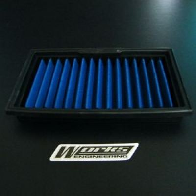 Works Air Filter - Nissan Latio 1.5 / 1.6
