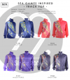 Sublimation Track Top Jacket Apparel Ready Make Products