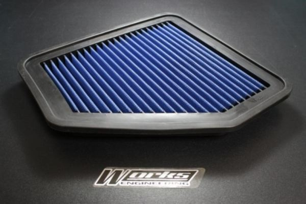 Works Air Filter - Toyota Estima 2.4/3.5