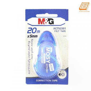 M&G - Mosy Correction Tape - 5mm x 20m - (ACT52301)