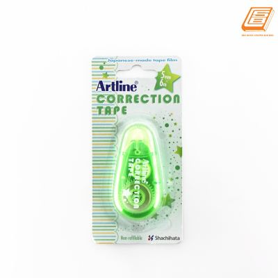 Artline -  Correction Tape Non-Refillable �� 5mm x 6m - (ESYT-A5M6)