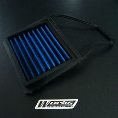 Works Air Filter-CIVIC 1.7 FERIO