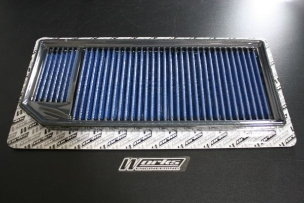 Works Air Filter -  SCIROCCO 2.0GTI L4 (early model)