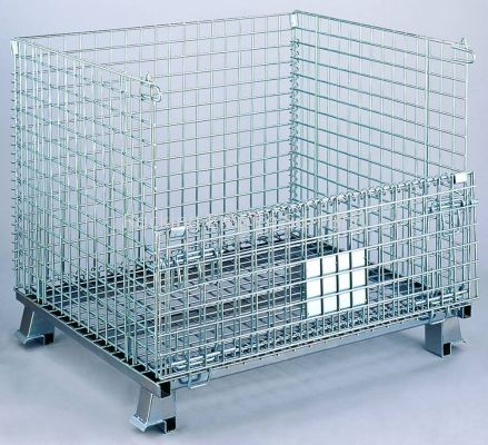 Wire Basket Cage