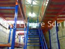 Mezzanine Floor Structure Platform