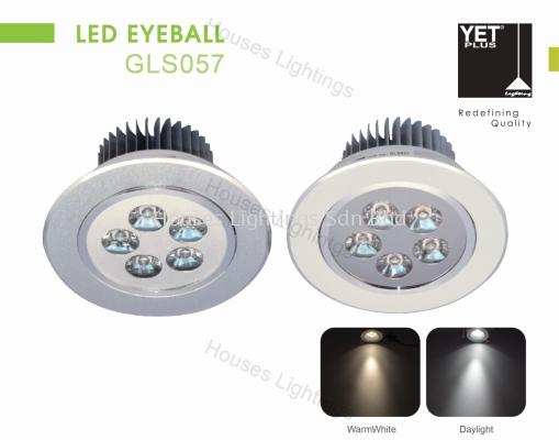 YET GLS057 5W SV WH DL/WW LED