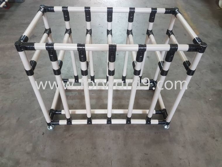 Pipe & Joint Storage Racking  Finished Products Pipe & Joint System Racking System
