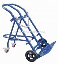 Gas Cylinder Trolley - Double