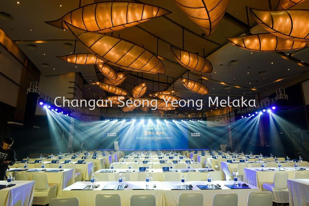 CHANGAN Automobile Global Partners Conference 2019 - SHANGHAI